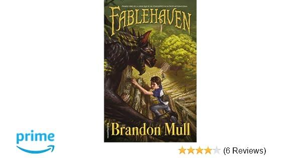 Fablehaven Spanish Edition Brandon Mull 9788499188737 Amazon