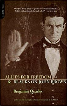 Book Allies for Freedom and Blacks on John Brown