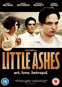 Little Ashes [Region 2]