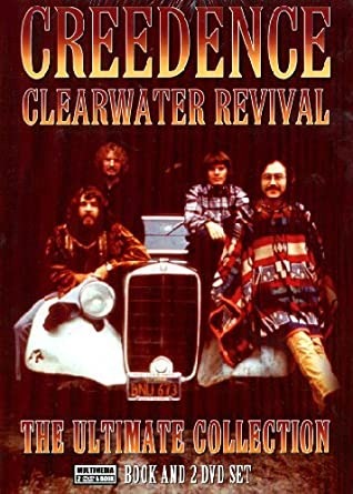 Creedence Clearwater Revival - The Ultimate Collection DVD