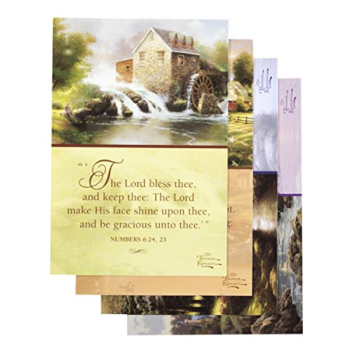 (DaySpring - Thomas Kinkade - Inspirational Boxed Cards - Praying for You - Painter of Light)