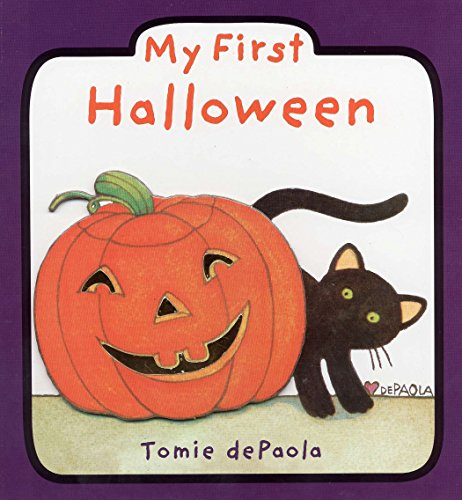 Halloween Toys For Babies (My First Halloween)