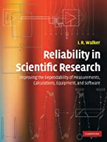 Reliability in Scientific Research Front Cover