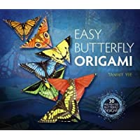 Easy Butterfly Origami (Dover Origami Papercraft)