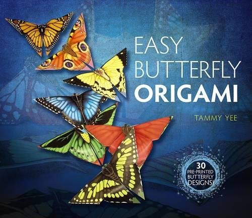 easy butterfly origami dover origami papercraft for sale