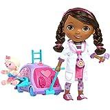 Doc McStuffins Walk 'N Talk Doll