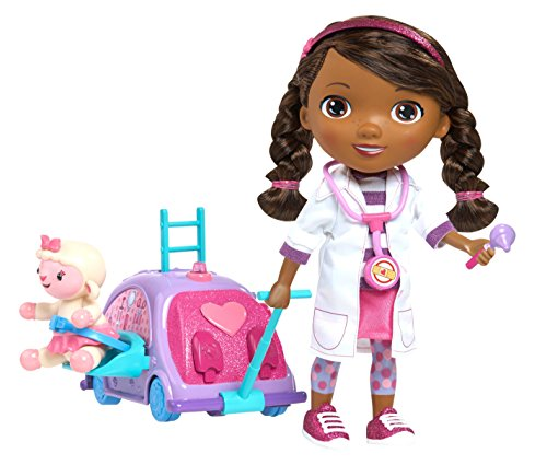 Used, Doc McStuffins Walk 'N Talk Doll for sale  Delivered anywhere in USA