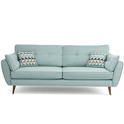 Amazon.com: JINPENGRAN Living Room Sofa-Sofa-High-Grade ...