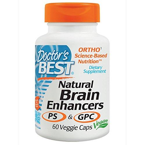 Doctors Best Natural Brain Enhancers