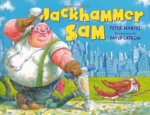 Jackhammer Sam Peter Mandel product image