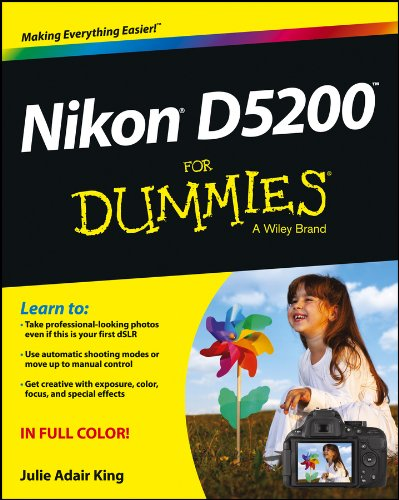 Nikon D5200 For Dummies for sale  Delivered anywhere in USA