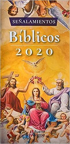 Señalamientos Biblicos 2020 Para Cada Día Del Año Y Santoral Ciclo A Spanish Edition Various 9780814664995 Amazon Com Books