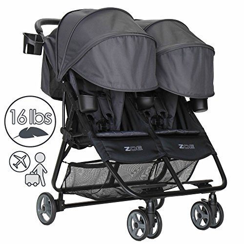 ZOE XL2 DELUXE Double Xtra Lightweight Twin Travel