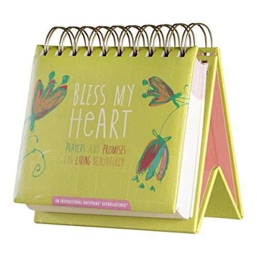 Flip A Week Calendar - Flip Calendar - Bless My heart by Amylee Weeks