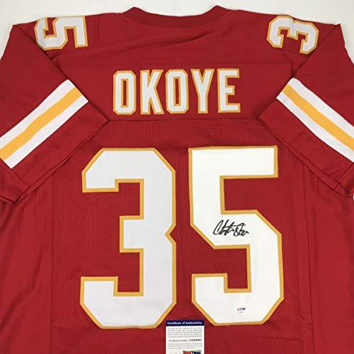 21315ebb Kansas City Chiefs Signed Football - Trainers4Me