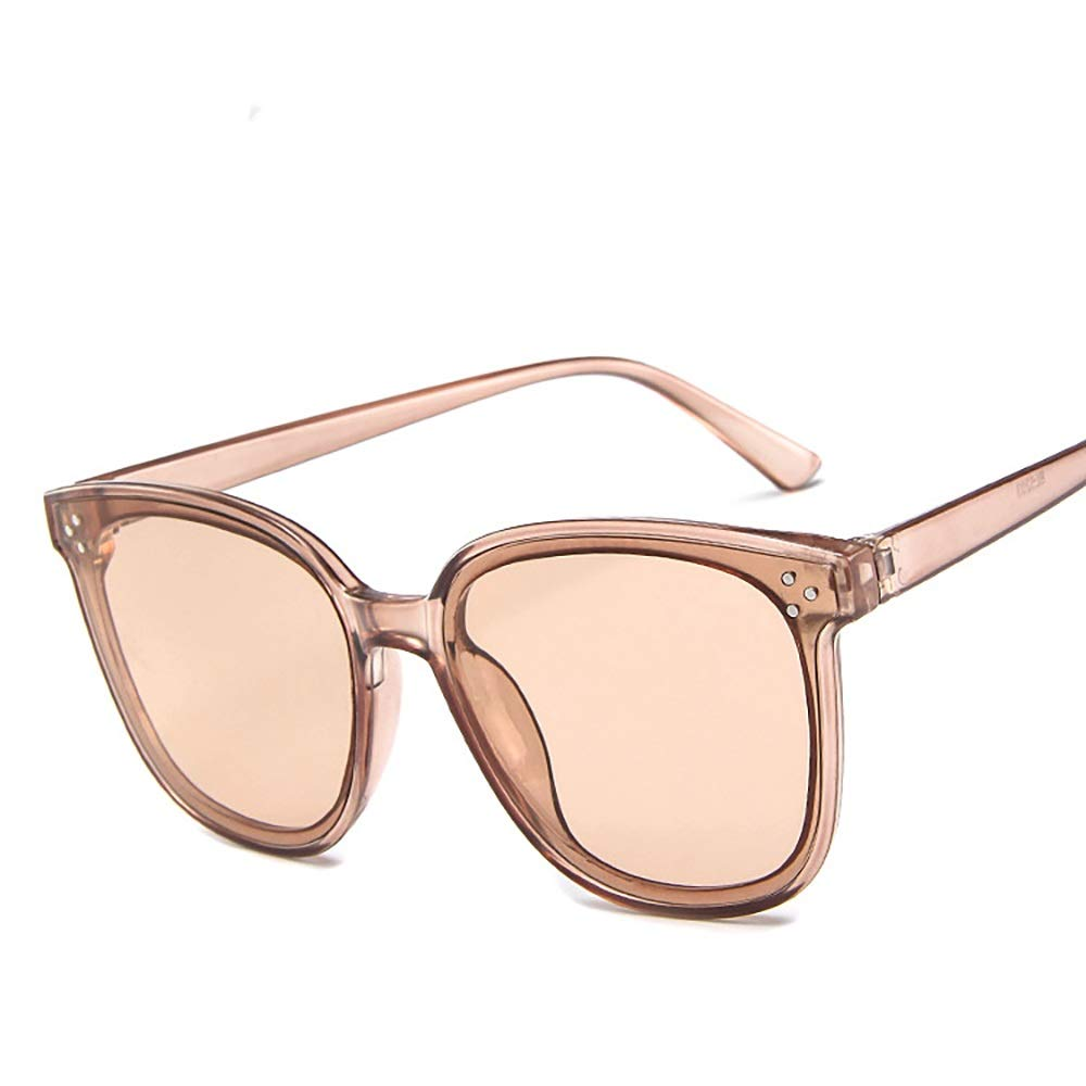 gold Sunglasses, Fashion Sunglasses Retro Personality Sunglasses, Polygonal Sunglasses, Men and Women Street Glasses Sunglasses UV Sunglasses