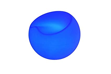Exceptionnel Tip Top LED Glow Chair/LED Sofa   Apple Shape Light Up Seat Furniture