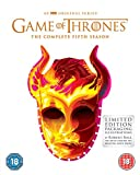 Game of Thrones - Season 5 [Limited Edition Sleeve] [2016] [DVD]
