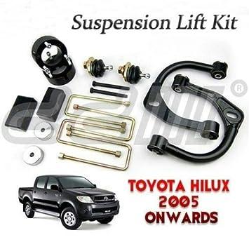 Amazon.com: 3 inch Up Suspensión Lift Kit Suit Toyota Hilux ...