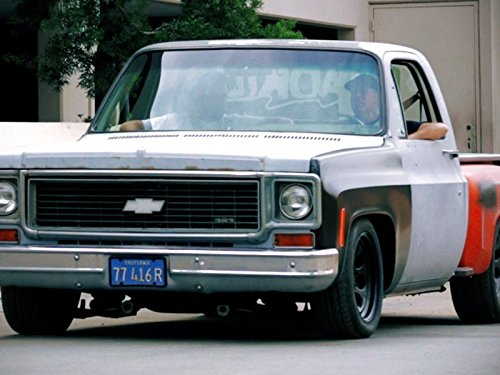 Muscle Truck Revamp on a 1974 Chevrolet C10!