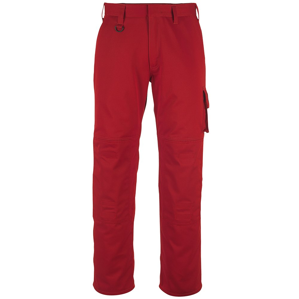 L82cm//C45 Mascot 10579-442-02-82C45Pittsburgh Safety Trousers Red
