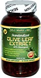 Cheap Pure Olive Leaf Extract, 90 Caps, Organic Olive Leaf plus Standardized Extract (min. 18% Oleuropein), 400 mg Full Spectrum Complex – Effective Natural Immune Boosting Supplement