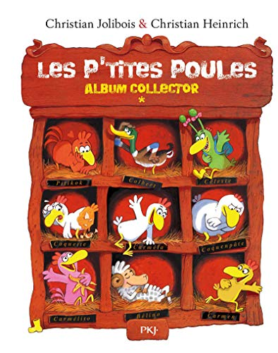 [BOOK] P Tites Poules Album Collec T1 (English and French Edition) EPUB