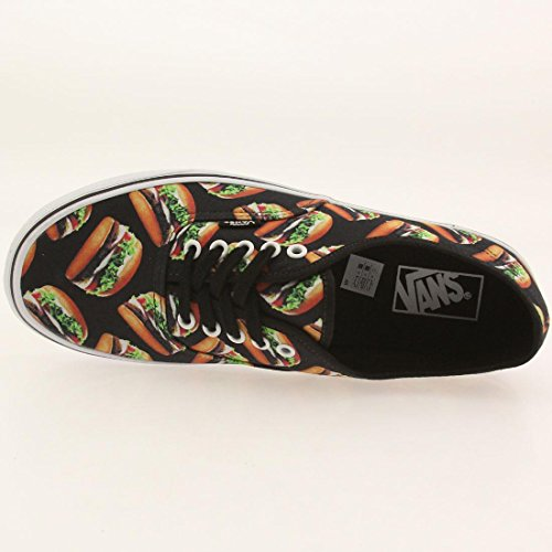 Vans Black Night Late Authentic Hamburger Rqq8OxWn