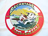 #10: Tom Petty Satin Backstage Pass Dogs With Wings Bull Dog