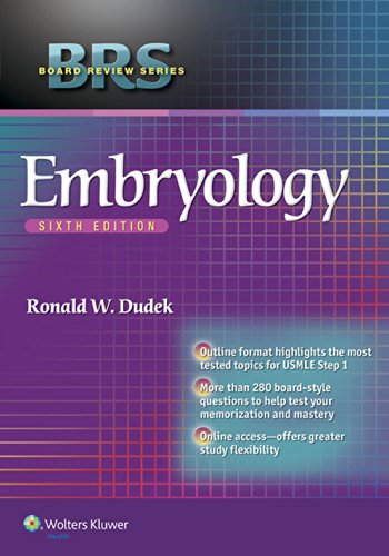 BRS Board Review Series Embryology (6th 2014) [Dudek]