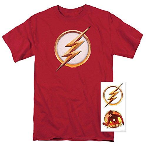 The Flash TV Series Season 4 Logo T Shirt