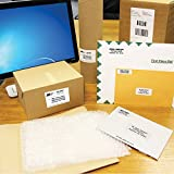 Brother QL-1100 Wide Format, Postage and Barcode