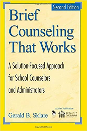 Amazon.com: Brief Counseling That Works: A Solution-Focused ...