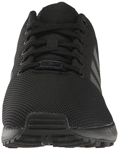 Adidas Originali Mens Zx Flux Fashion Sneaker Nero / Nero / Nero