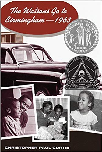 by Christopher Paul Curtisand - The Watsons Go to Birmingham-1963 (Newbery Honor Book) (Hardcover) Delacorte Books for Young Readers; 20th Edition (September 1, 1995) - [Bargain Books] (Author Of The Watsons Go To Birmingham)