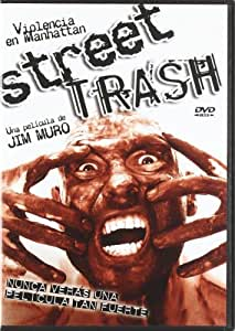 Street Trash (Violencia En Manhattan) [Italia] [DVD]