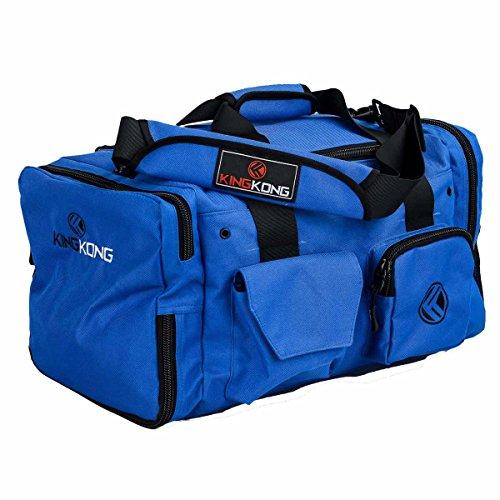 King Kong Jnr Kong Small 1000D nylon gym bag, blue