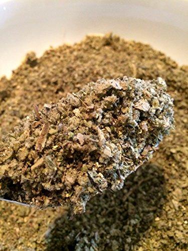 Organic Bio Herbs-Organic Dried Mullein Leaves (Verhascum Phlomoides) 4 Oz.