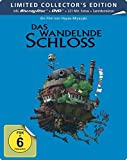 Das wandelnde Schloss - Steelbook  (+ DVD) [Blu-ray] [Limited Edition]