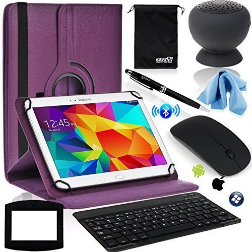 EEEKit 8 Items Office Kit for Samsung Galaxy Tab A 9.7/Ve...
