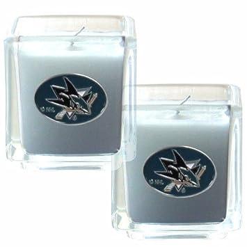 Siskiyou San Jose Sharks Candle Set