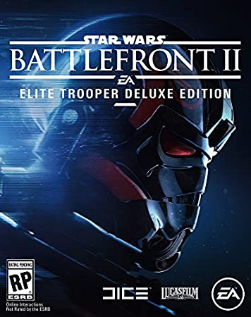 Star Wars Battlefront II: Elite Trooper Deluxe Edition - Xbox One