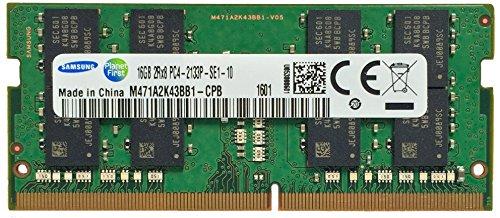 Samsung Original 16GB (1x16GB) Laptop Memory Upgrade for MSi GS60