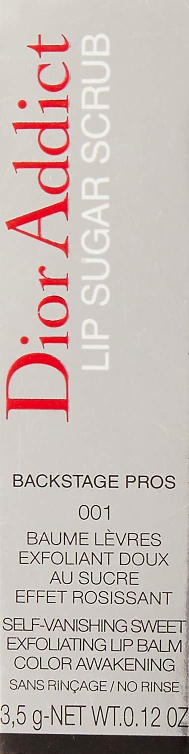 Christian Dior Addict Lip Sugar Scrub Color Awakening Exfoliating Lipbalm 001, 0.12 Ounce by Dior (Image #3)