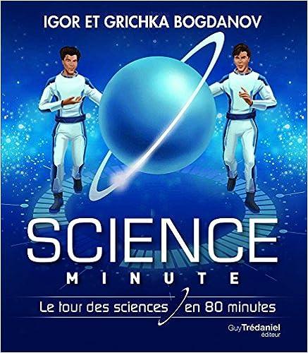 Science Minute - Le tour de la science en 80 minutes 510p-4Q5FrL._SX435_BO1,204,203,200_