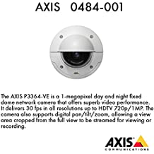 AXIS COMMUNICATION INC Axis P3364-VE Surveillance/Network Camera - Color, Monochrome<br>P3364-VE 12MM OUTDOOR...