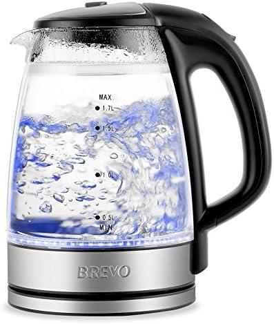 BREVO Cordless Electric Capacity Protection