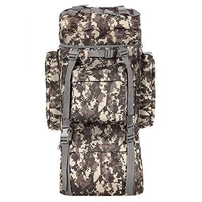 Homdox Outdoor Sport Bag Military Rucksack Backpack Camping Hiking Trekking Bag 6 Colors