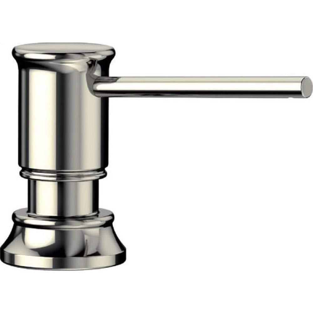 BLANCO 442518 Empressa Soap Dispenser Polished Nickel