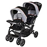 Baby Trend Double Sit N Stand Stroller - Millennium Orange